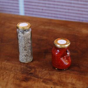 山椒塩&豆板醤